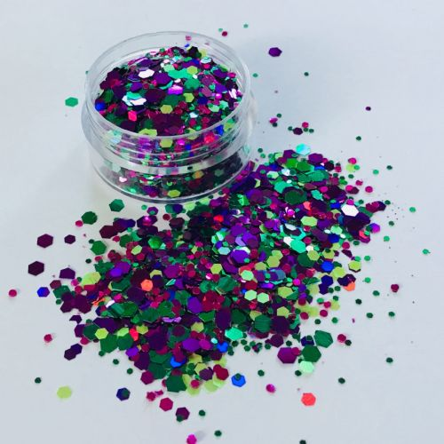 MERMAID JEWEL GLITTER POT - 10g